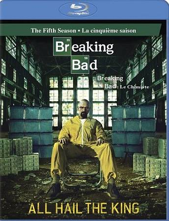 Breaking Bad: Cinquième saison (Blu-ray)