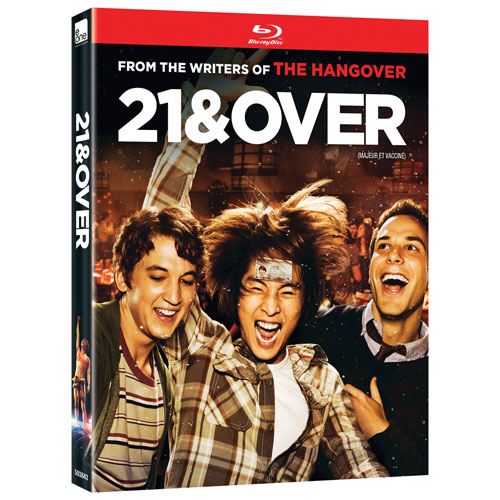 21 And Over (Blu-ray) (2013)