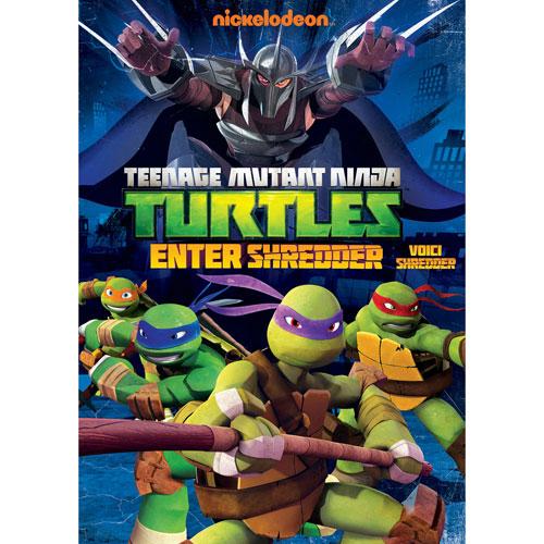 TMNT: Enter Shredder