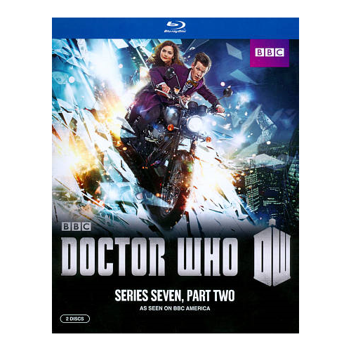 Doctor Who: Série 7, partie 2 (Blu-ray)