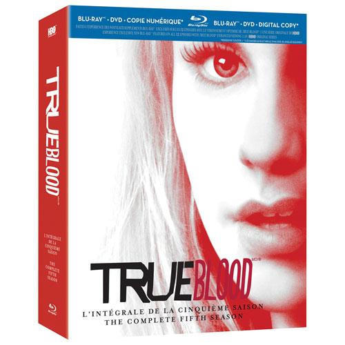 True Blood: The Complete Fifth Season (Bilingual) (Blu-ray)