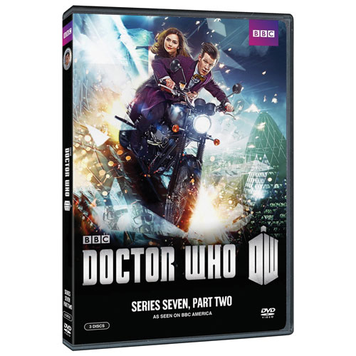 Doctor Who: Series Seven Part 2