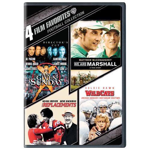 4 Film Favorites: Football