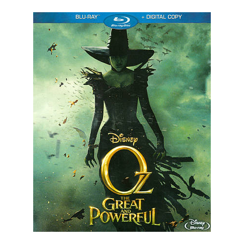 Oz: Great And Powerful (Blu-ray) (2013)