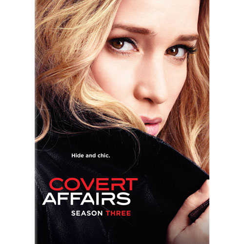 Covert Affairs: Troisième saison