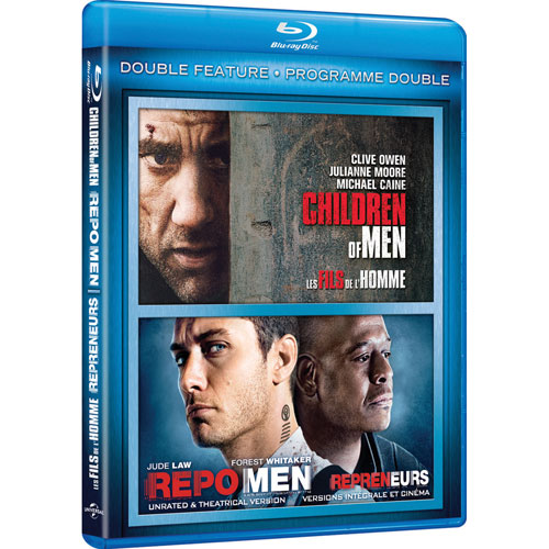 Children Of Men/ Repo Men (Blu-ray)