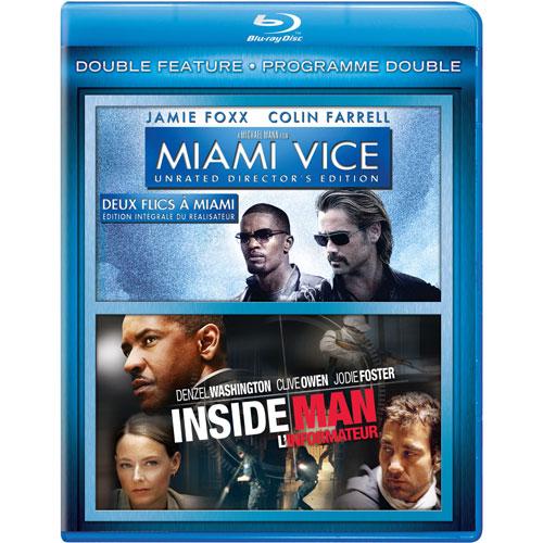 Miami Vice/ Inside Man (Blu-ray)