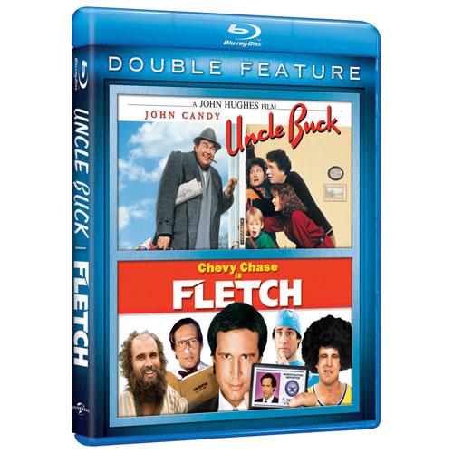 Uncle Buck/ Fletch (Blu-ray)