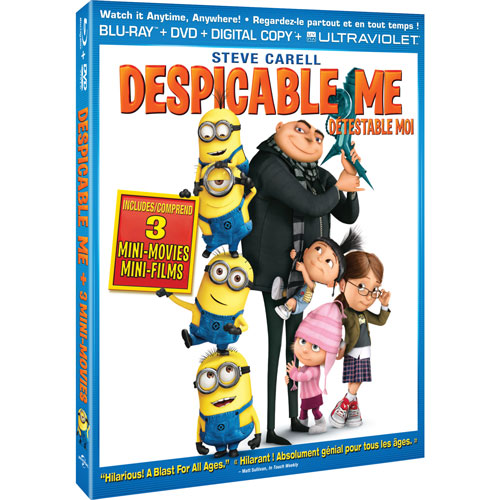 Despicable Me (Blu-ray Combo)