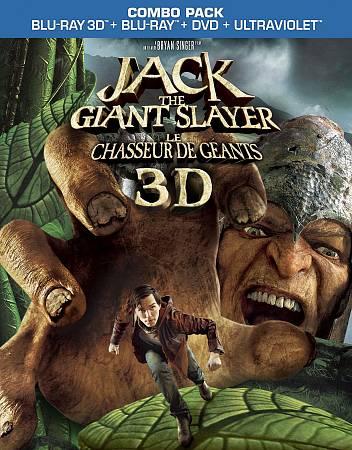 Jack the Giant Slayer (Combo de Blu-ray 3D) (2013)
