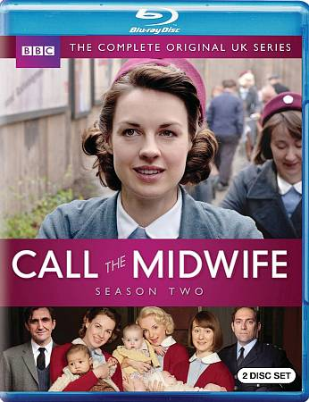 Call The Midwife : saison 2 (Blu-ray)