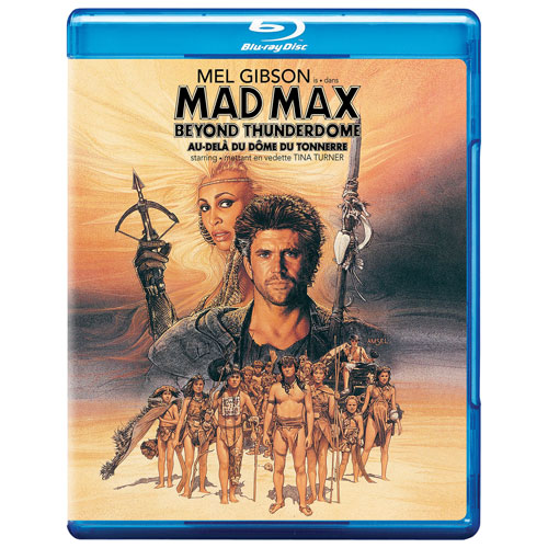 Mad Max 3: Beyond Thunderdome (Blu-ray)
