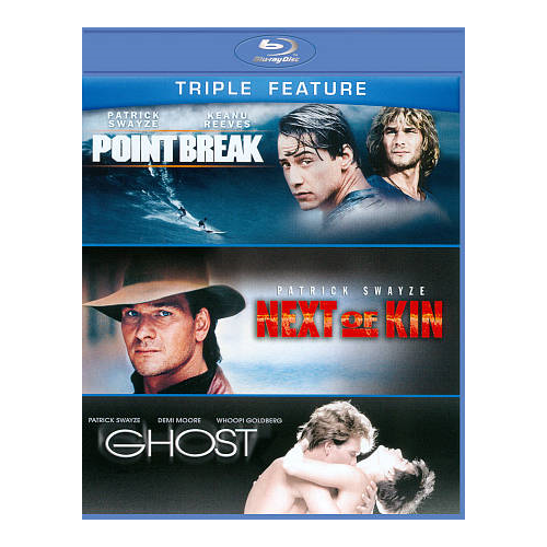 Point Break/ Next of Kin/ Ghost