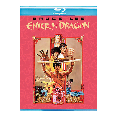 Enter The Dragon (40th Anniversary Edition) (Bilingual) (Blu-ray) (1973)