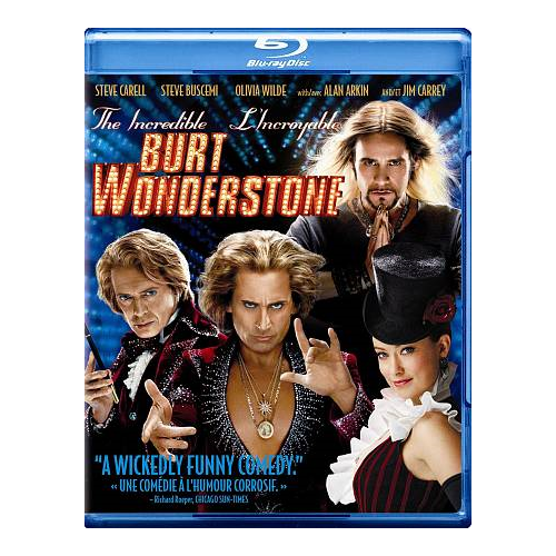 The Incredible Burt Wonderstone (Blu-ray) (2013)