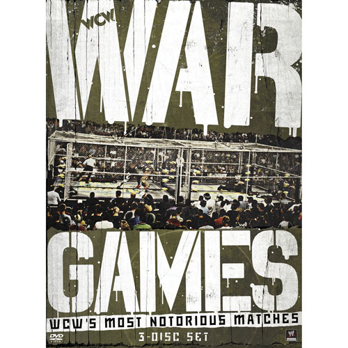 WWE 2013: War Games WCW S Most Notorious