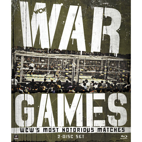 WWE 2013: War Games WCW S Most Notorious (Blu-ray)