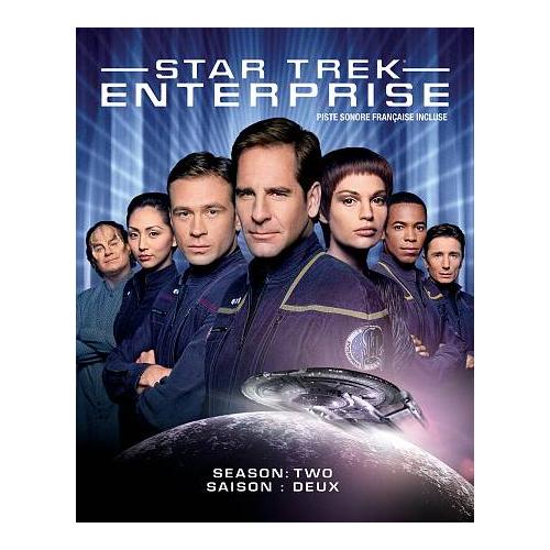 Star Trek: Enterprise: Season 2 (Blu-ray)