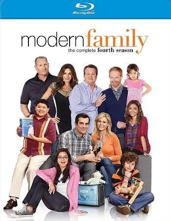 Modern Family: Season 4 (Blu-ray) (2013)