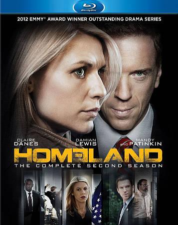 Homeland: Season 2 (Blu-ray) (2013)