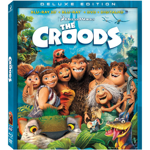 The Croods (3D Blu-ray Combo) (2013)