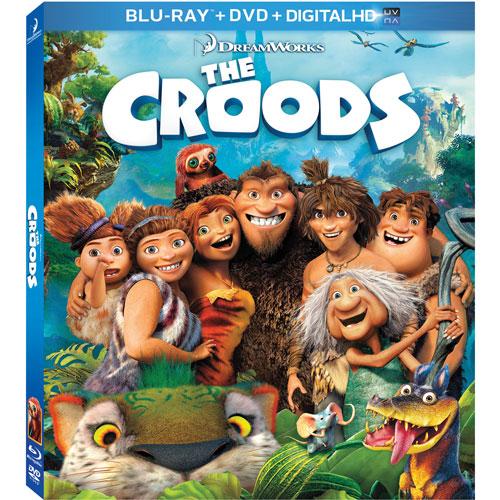 The Croods (Blu-ray Combo) (2013)