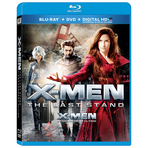 X-Men 3: The Last Stand (Blu-ray) (2006)