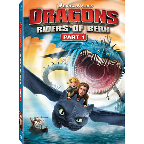 Dragons: Riders of Berk partie 1