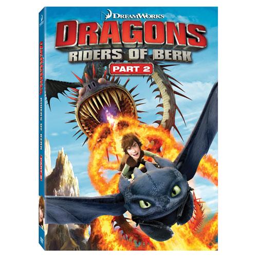 Dragons: Riders of Berk partie 2