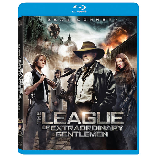 The League Of Extraordinary Gentlemen (Blu-ray) (2003)