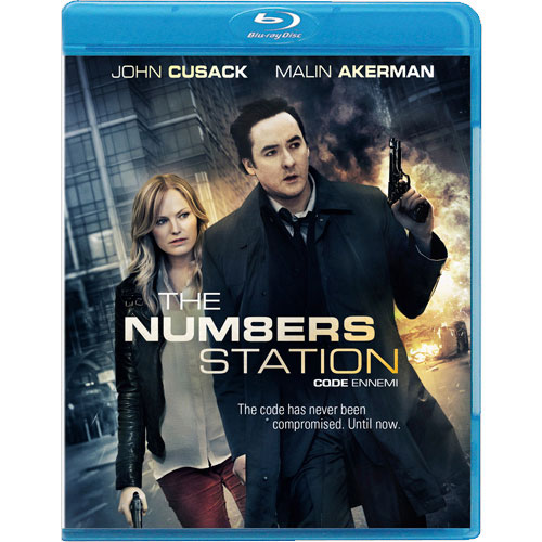 Numbers Station (Combo de Blu-ray) (2013)