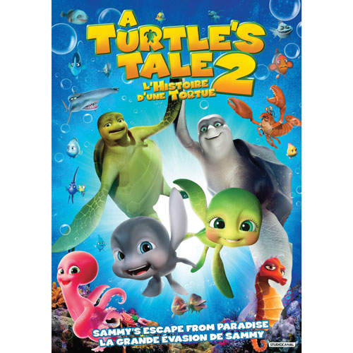 A Turtle Tales 2: Sammy's Escape From Paradise