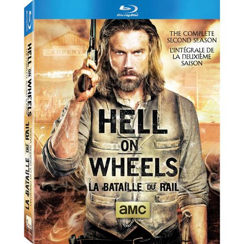 Hell On Wheels: Season 2 (Blu-ray)
