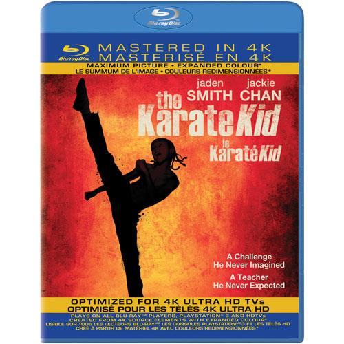 Karate Kid (4K-Remastered) (Bilingual) (Blu-ray) (2010)