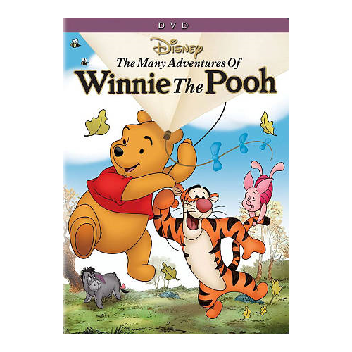 Many Adventures Of Winnie The Pooh (Blu-ray Combo) (1977)