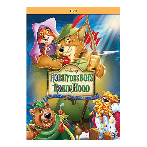 Robin Hood (Bilingual) (40th Anniversary Edition)