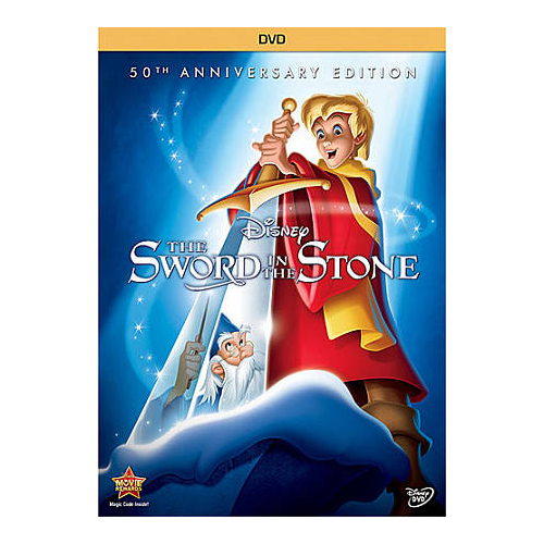 Sword In The Stone (50th Anniversary Edition) (With Digital Copy)