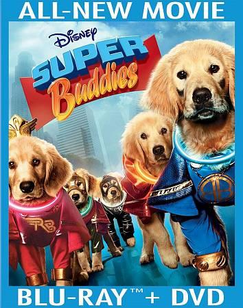 Super Buddies (Blu-ray)