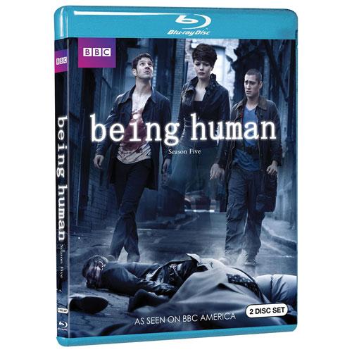 Being Human: saison 5 (Blu-ray)