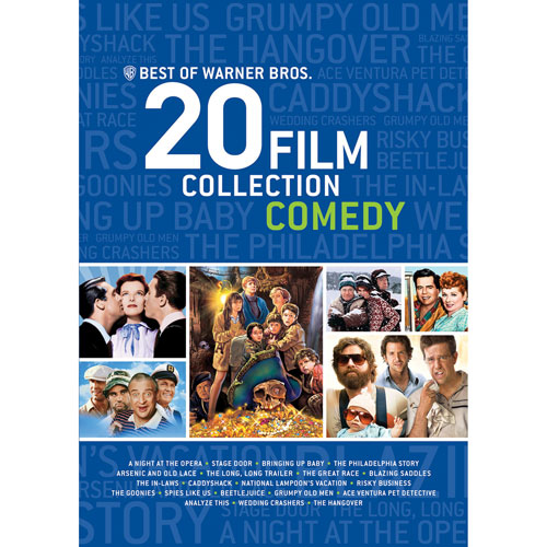 Best Of Warner Bros 20 Film Collection Comedy