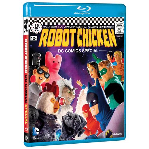 Robot Chicken (With UltraViolet) (Blu-ray)