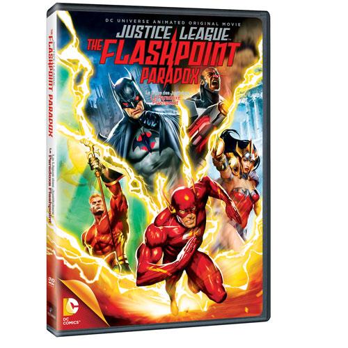 DC Universe: Justice League: Flashpoint Paradox