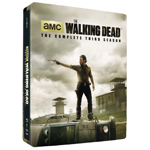 The Walking Dead: The Complete Third Season (SteelBook) (Blu-ray) (2013)