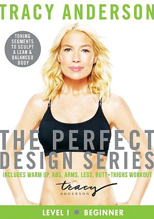 Tracy Anderson: Perfect Design Série 1
