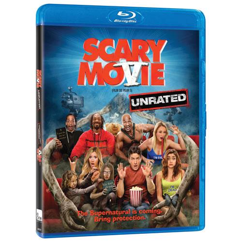 Scary Movie 5 (Blu-ray) (2013)