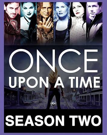 Once Upon A Time: Saison 2 (édition spéciale) (Avec disc en prime) (Blu-ray) (2013)