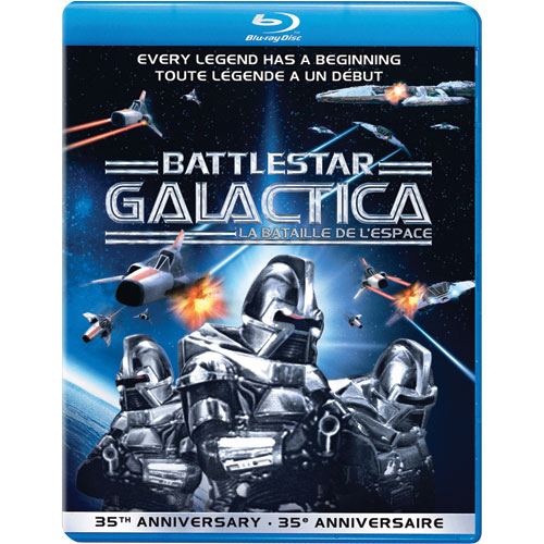 Battlestar Galactica (35th Anniversary Edition) (Blu-ray)