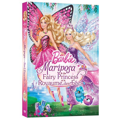Barbie Mariposa & Fairy Princess