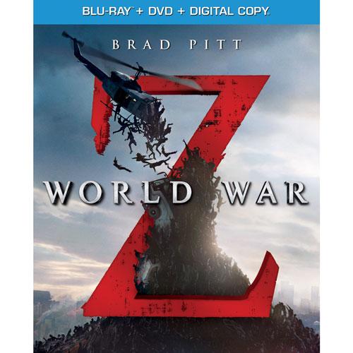 World War Z (Blu-ray Combo) (Limited Edition) (2013)
