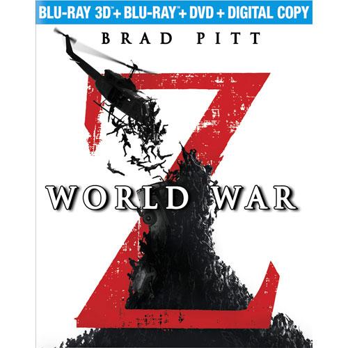 World War Z (3D Blu-ray Combo) (2013)
